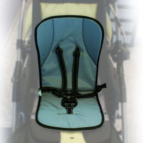 Kindersitzauflage Buggy Kinderwagen Babysitz Auflage Wendeauflage Sitzeinlage