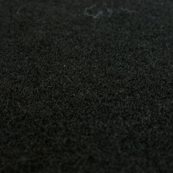Autoteppich Schwarz Meterware
