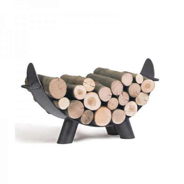 Kaminholzhalter Metall Holz Ständer Feuerholz Regal Brennholz Ablage