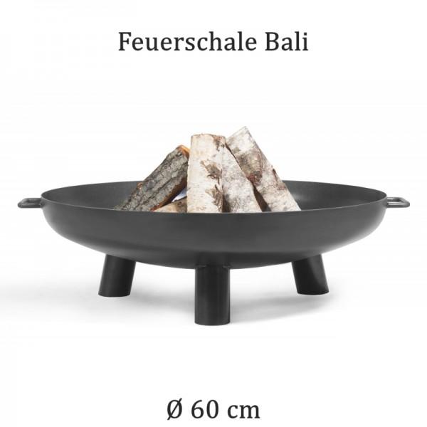 COOK KING Feuerschale Grillschale Bali 60cm 70cm 80cm 100cm BBQ Grill Feuerkorb