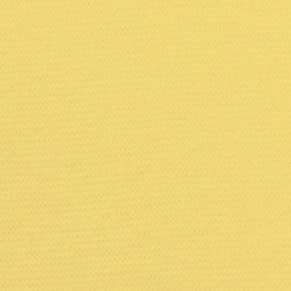Bündchenstoff Pastellgelb