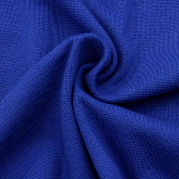Bündchenstoff Royalblau